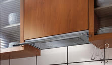 "Faber Integrated Collection 30"" Under Cabinet Slide-Out Hood Range Hood 630006508"