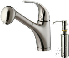 Vigo Industries Kitchen Pull-Out Faucet VG02011STK2
