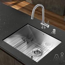 Vigo Industries Sink U0026 Faucet Combination VG15351