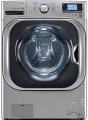 LG Front Load Washer WM8500HVA