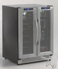 Avanti Built In Beverage Center WBV21DZ