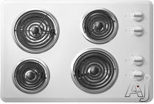 "Whirlpool 30"" Coil Electric Cooktop WCC31430A"