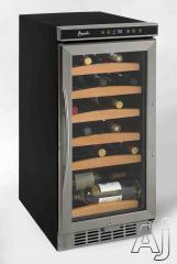 Avanti Built In Wine Cooler WC1500DSS