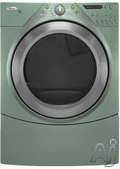Whirlpool Duet Steam 7.4 Cu. Ft. Gas Front Load Dryer WGD9600TA