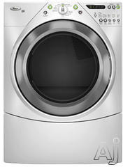 Whirlpool Duet Steam 7.4 Cu. Ft. Gas Front Load Dryer WGD9600TW