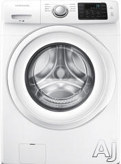 Samsung 4.2 Cu. Ft. Front Load Washer WF42H5000AW