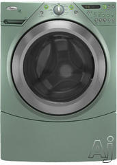 Whirlpool Duet Steam 4.4 Cu. Ft. Front Load Washer WFW9700V