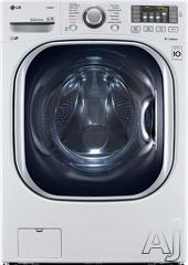 LG TurboWash 4.5 Cu. Ft. Front Load Washer WM4270HWA