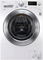 LG Front Load Washer WM1377HW