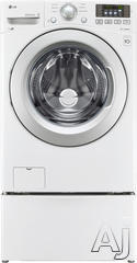 LG Front Load Washer WM3170CW
