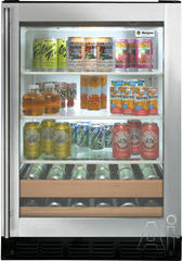 Monogram Built In Beverage Center ZDBC240NBS