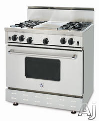 "BlueStar 36"" Freestanding Gas Range RNB36"