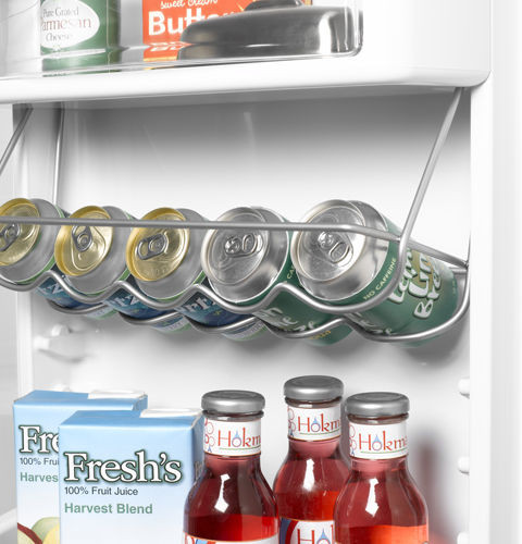 In-the-Door Beverage Rack