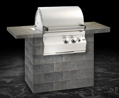 """Fire Magic Legacy Collection 11S1A1PA 24"""" Built-in Deluxe Gas Grill with 368 sq. in. Cooking Area, U.S. & Canada 11S1A1PA"""