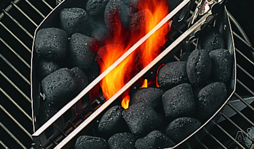 Char-Basket Charcoal Fuel Holders