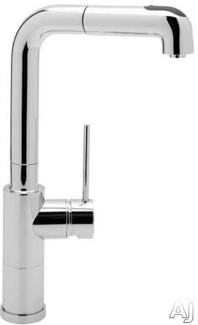 Blanco Acclaim 157185CR Single Lever Pull-Out Faucet with 7-1/2