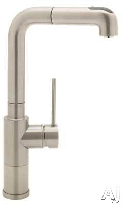 Blanco Acclaim 157185 Single Lever Pull-Out Faucet with 7-1/2