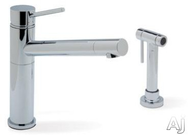 Blanco Alta 157066 Kitchen Faucet with Metal Side Spray