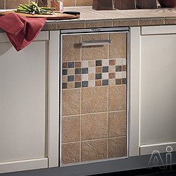 Tile Trim Door Pan Door
