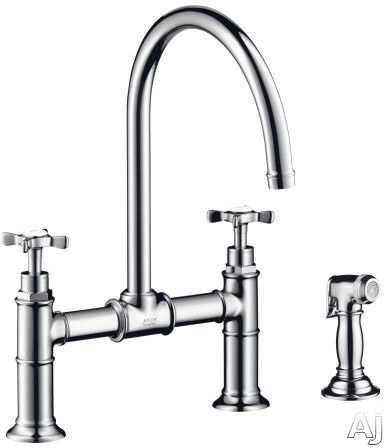 Franke Faucets Canada : ... Handle Kitchen Faucet with 8-1 / 2