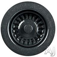 Houzer 1909268 Granite Black Color Strainer, U.S. & Canada 1909268