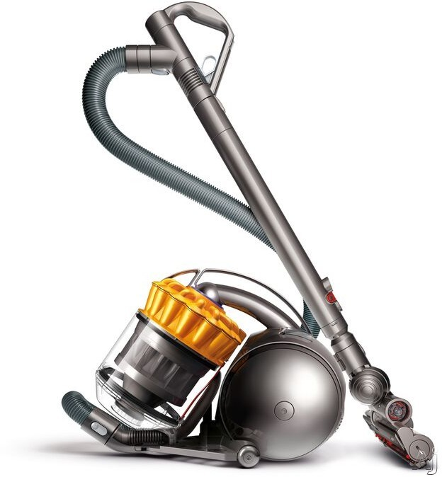 Dyson Ball Series 20577901 Dyson Ball Origin Canister with 280 AW Suction Power, Radical Root Cyclone Technology, Ball Technology, Triggerhead Floor Tool, Whole-machine HEPA Filtration and Hygienic Bi