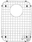 Blanco Supreme 220993 Stainless Steel Sink Grid Fits Supreme Large Bowl