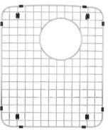 Blanco Diamond 221008 Stainless Steel Sink Grid Fits Diamond Double Left Bowl