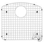 Blanco Diamond 221011 Stainless Steel Sink Grid Fits Diamond 1 1 2 Large Bowl