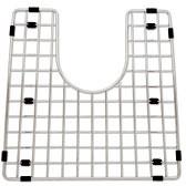 Blanco 222466 Stainless Steel Sink Grid Fits Performa Silgranit II Single Bowl Bar Sink