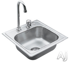 With 4901 Bar Faucet