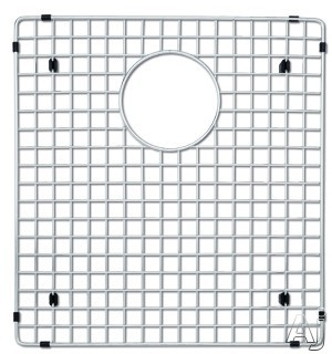Blanco Precision 224405 Stainless Steel Grid Fits Precision 16 Inch Undermount Sinks