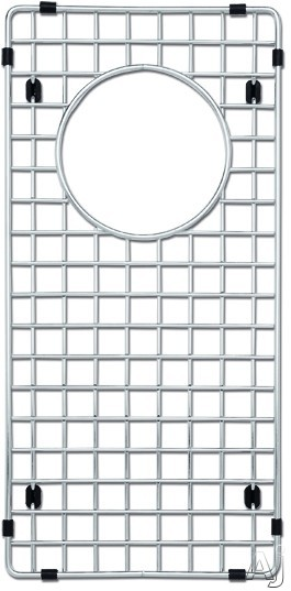 Blanco Precision 224406 Stainless Steel Grid Fits Precision 16 Inch Undermount Sinks