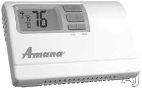 Amana 2246007 Non-programmable Thermostat With 2-stage Heat / 2-stage Cool Or Heat Pump