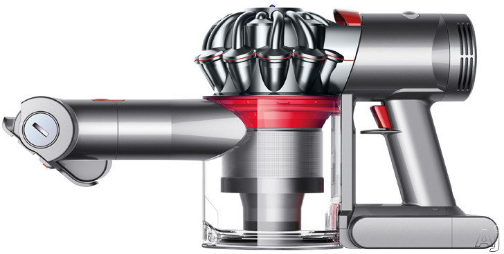 "Dyson V7 Series 23177001 HH11-T Trigger Handheld Cordless Vacuum Cleaner with Digital V7 Motor, 2 Tier Radialâ""¢ Cyclones and Two Power Modes"