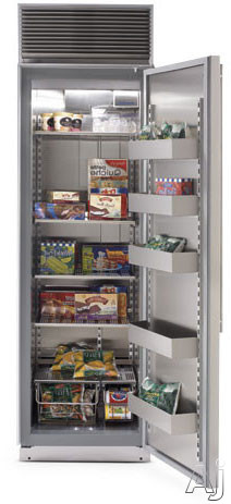 "Northland 30AFSSR 30"" Built-in Upright Freezer with 19.8 cu. ft. Capacity, Stainless Steel Shelves, U.S. & Canada 30AFSSR"