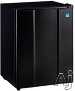 MicroFridge 25MF4RE 2.5 cu. ft. Compact Refrigerator with 2 Wire Shelves, 2 Door Bins, 1 Interior Can Dispenser, Automatic Defrost and ENERGY STAR
