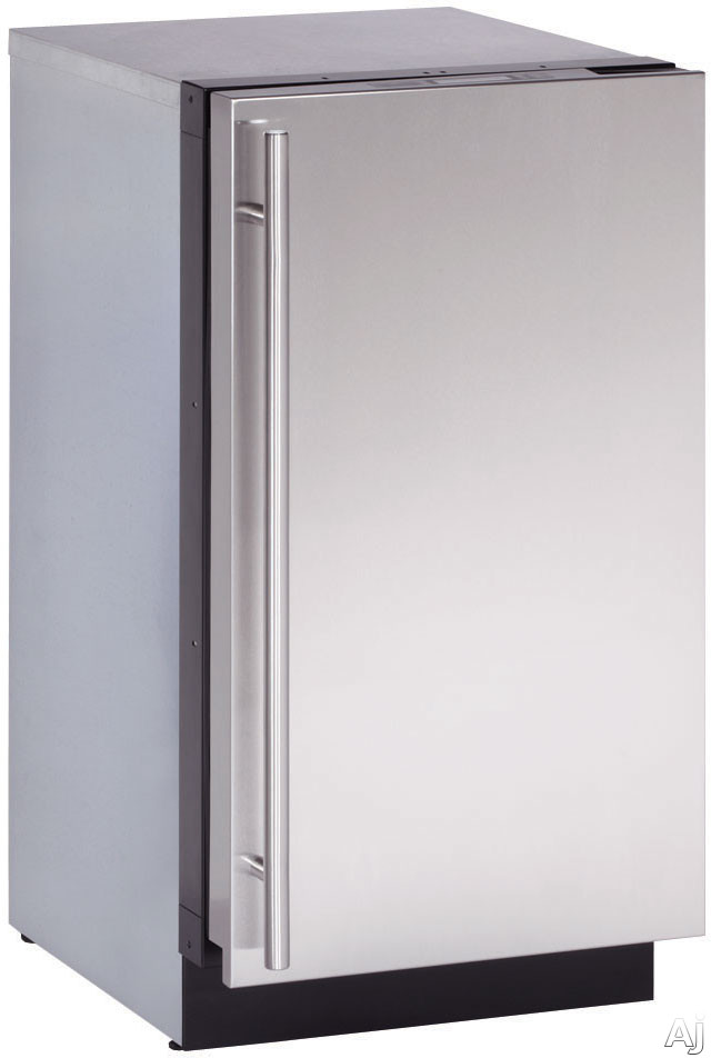 "U Line Modular 3000 Series 3018RFS01 18"" Undercounter All-Refrigerator with 3.4 cu. ft. Capacity, 3, U.S. & Canada 3018RFS01"