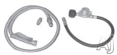 Fire Magic 3024 Grill Built-in Connector Package - Propane Gas