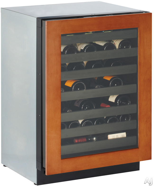 "U Line Modular 3000 Series 3024WCOL00 24"" Built-in Wine Storage with 43-Bottle Capacity, 7, U.S. & Canada 3024WCOL00"
