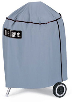 """Weber One Touch 7450 Basic Cover for 18.5"""" Kettles, U.S. & Canada 7450"""