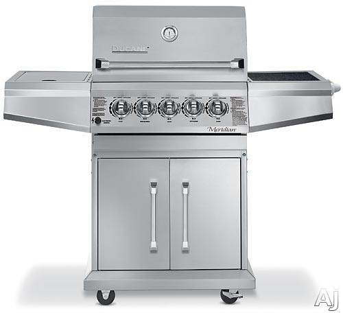 Ducane 30537401 48 Quot Gas Grill With 624 Sq In Cooking