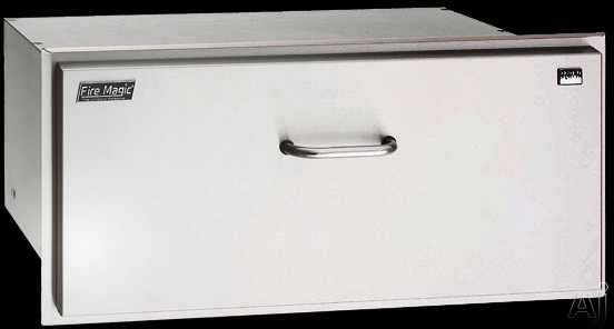 "Fire Magic Select Doors 33830S 30"" Masonry Drawer, U.S. & Canada 33830S"