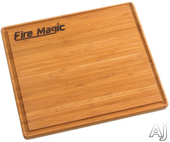 Fire Magic 35821 12 Inch by 14 Inch Bamboo Cutting Board