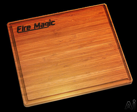 Fire Magic 35825 Bamboo Cutting Board (Case of 5)