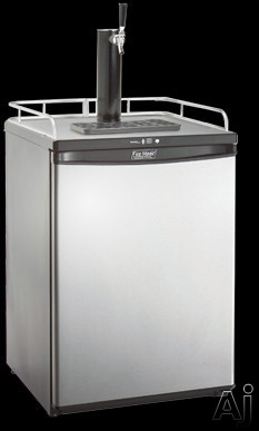 Fire Magic 3591 Kegerator with 60 Litre Keg Capacity, LED Display, Reversible Door and CO2 Tank /, U.S. & Canada 3591