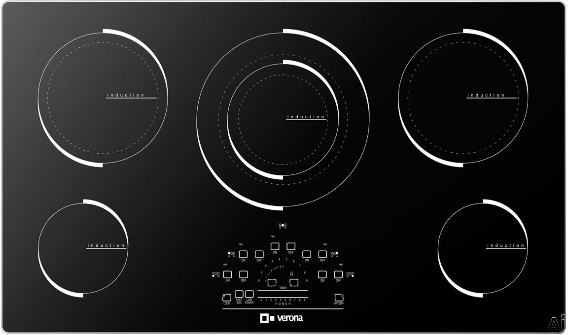 Induction Burner Element ~ Verona vectim quot induction cooktop with elements