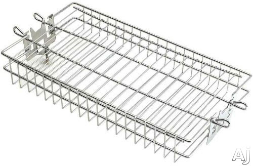Fire Magic 3618 Flat Stainless Rotisserie Basket 3618
