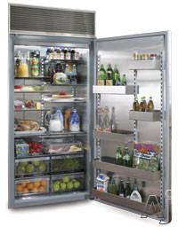 """Northland 30ARW 30"""" Built-in All-Refrigerator with Glass Split-Shelves, Adjustable Door Bins (Except, U.S. & Canada 30ARW"""