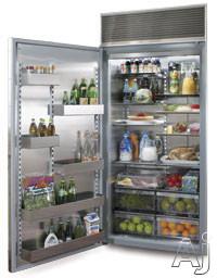 "Northland 30ARSGXL 30"" Built-in All-Refrigerator with Glass Split-Shelves, Adjustable Door Bins, U.S. & Canada 30ARSGXL"